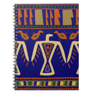 Eagle Spirits Notebook