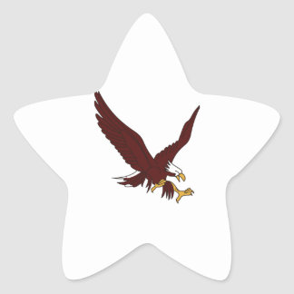Eagle Star Sticker