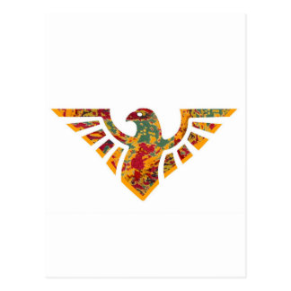 Eagle Stencil Silhouette 13 Post Cards