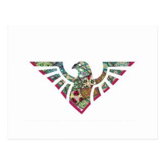 Eagle Stencil Silhouette 18 Post Cards