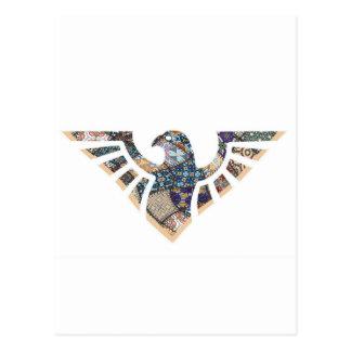 Eagle Stencil Silhouette 19 Post Card