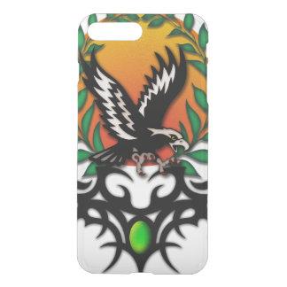 Eagle Sun, tribal jewel iPhone 7 Plus Case