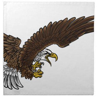 Eagle Swooping Napkin