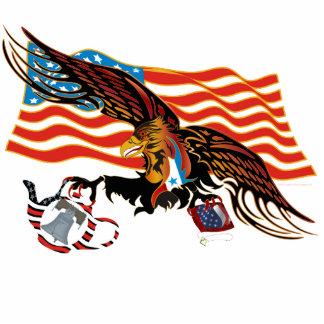 Eagle-Tea-Part-Ver-4 Acrylic Cut Out