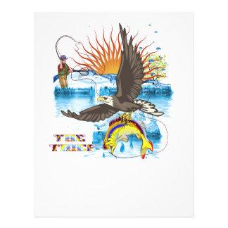 Eagle-Thief-3 Flyer Design