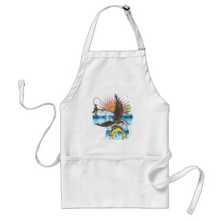 Eagle-Thief-3-No-Text Standard Apron