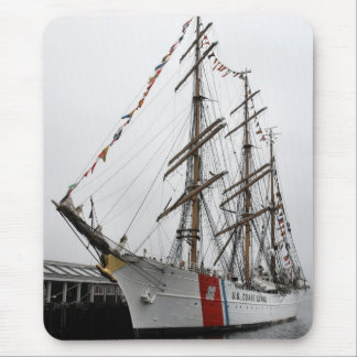 Eagle, U.S. Coast Guard Mousepad