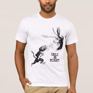 EAGLE VS MONKEY T-Shirt