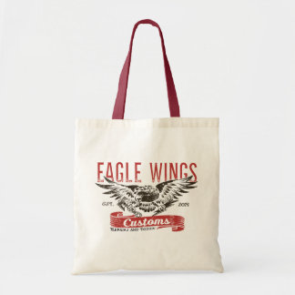 Eagle Wings Tote Bag From Lock's shop