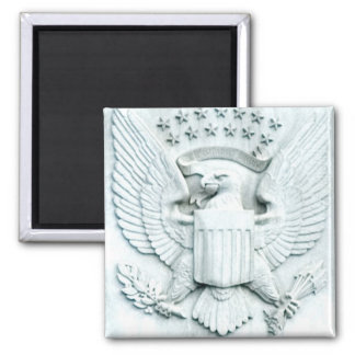 Eagle with Stars - Wash DC Magnet