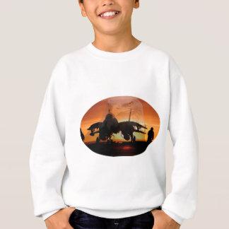 eaglefighterjet22 sweatshirt