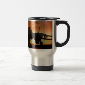 eaglefighterjet22 travel mug