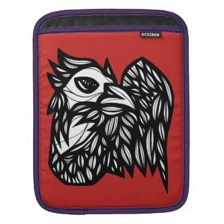 """""""EagleHead"""" Ipad Soft Case"""
