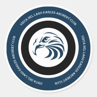 Eagles Archery Club Sticker