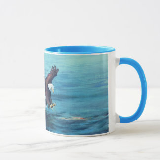 EAGLE'S CATCH by SHARON SHARPE Mug