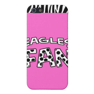 EAGLES FAN Polka Dots Case For The iPhone 5