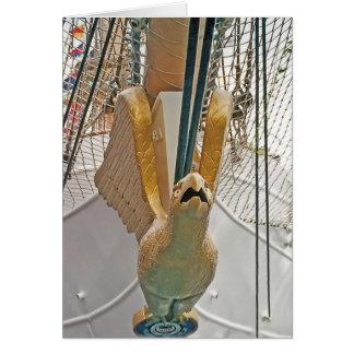 Eagle's Figurehead Card