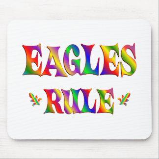 EAGLES RULE MOUSE PAD