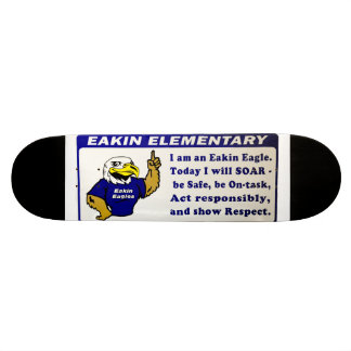 Eakin board custom skateboard