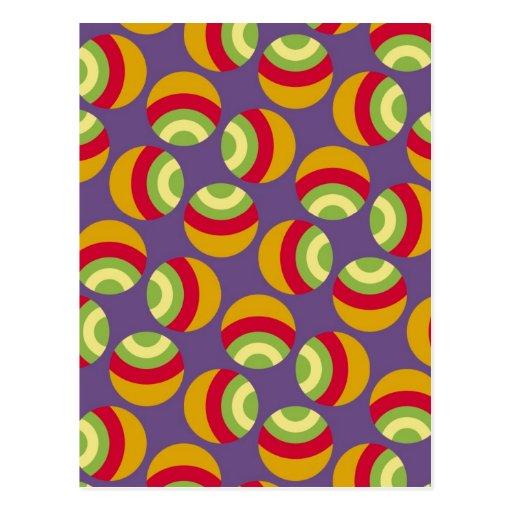 Eames Circles 1 Post Card