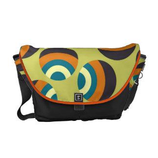 Eames Circles 6 Courier Bag