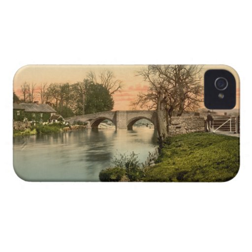 Eamont Bridge, Lake District, Cumbria, England iPhone 4 Case-Mate Case