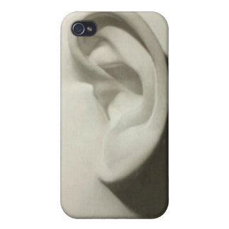 Ear Art Speck Case iPhone 4 Covers