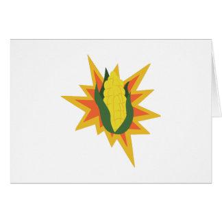 Ear Of Corn Card