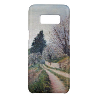 EARLIEST SPRING IN VERNALESE / Tuscany Landscape Case-Mate Samsung Galaxy S8 Case