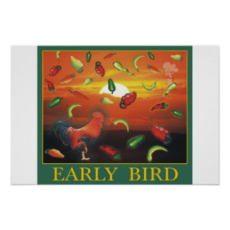 Early Bird Poster