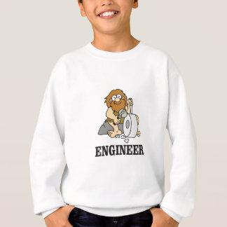 early engineer man sweatshirt