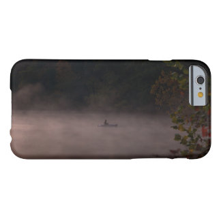 Early Foggy Fishing Barely There iPhone 6 Case