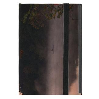 Early Foggy Fishing iPad Mini Cover