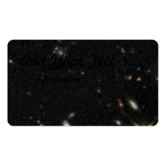Early Galaxies in HUDF WFC3:IR Closeup Pack Of Standard Business Cards