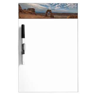 Early Morning at Delicate Arch Dry-Erase Board