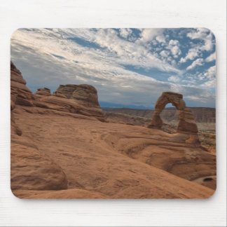 Early Morning at Delicate Arch Mouse Pad
