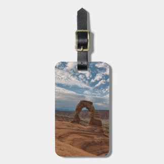 Early Morning at Delicate Arch Travel Bag Tag