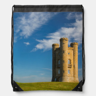 Early morning at the Broadway Tower Rucksacks