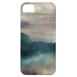 Early Morning Clouds Consume the Mountains Barely There iPhone 5 Case