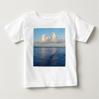 Early morning Seascape Cloud reflections Baby T-Shirt