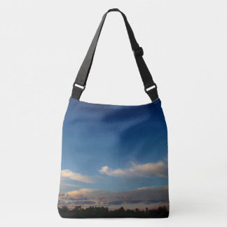 Early Morning Sky Summer 2016 Crossbody Bag