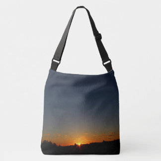 Early Morning Sunrise and Sky Summer 2016 Crossbody Bag