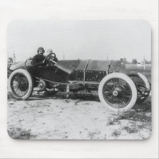Early Race Car, 1913 Mouse Pad