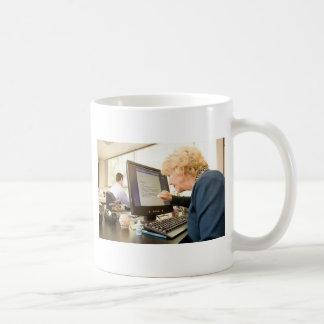 Early retirement coffee mug