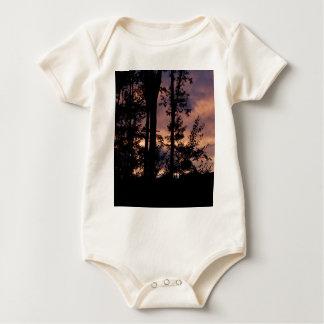 Early September Dusk Baby Bodysuit