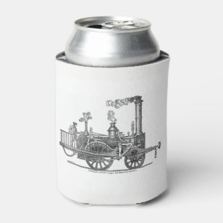 Early Steam Locomotive Can Cooler