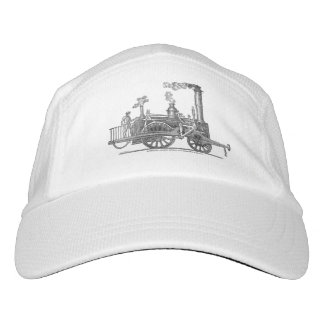 Early Steam Locomotive Hat