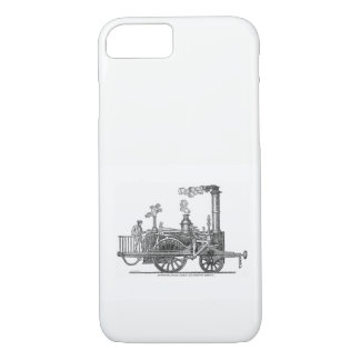 Early Steam Locomotive iPhone 8/7 Case