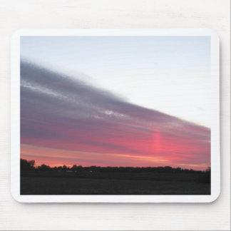Early Sunrise Mouse Pad
