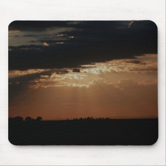 Early sunrise mousepad